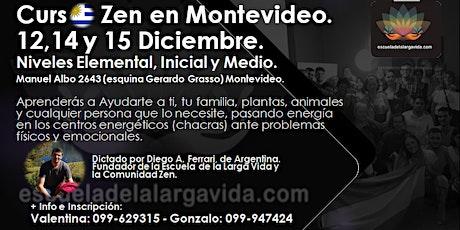 Curso Zen en Montevideo: 12,14 y 15 Diciembre entradas