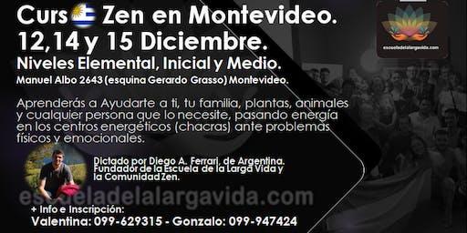 Curso Zen en Montevideo: 12,14 y 15 Diciembre
