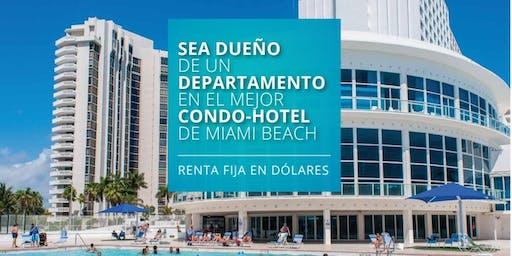 Presentación Desing Suites Miami para Inmobiliaria