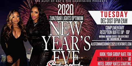 AList Commission presents NYE 2020! tickets