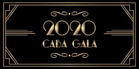 2020 CABA Gala tickets