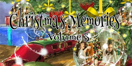 Christmas Memories Volume 3 CD Release and Fundraiser tickets