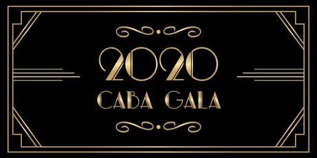 """Cuban """"Prohibition"""" Time at the 2020 CABA Gala tickets"""