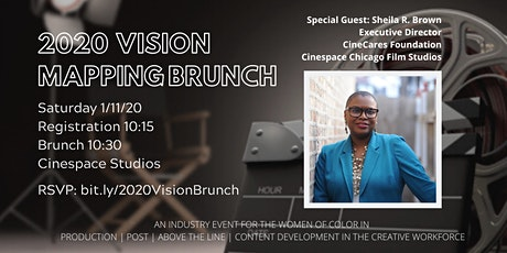 2020 Vision Mapping Brunch tickets