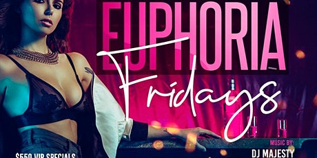 EUPHORIA FRIDAYS @LIVING ROOM tickets