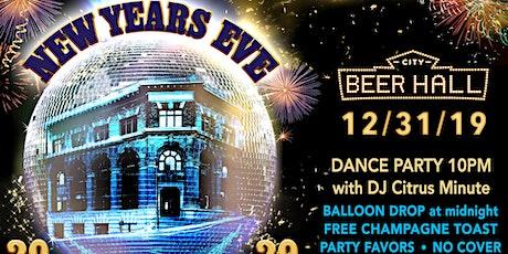 NYE Party 2020 - Roaring Twenties! tickets