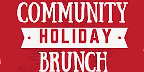 Commissioner Darrell Gaston Community Holiday Brunch tickets