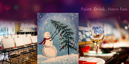 Winter Wishes with Tipsy Tuesday's Half-Off Bottles of Wine at the Bar!