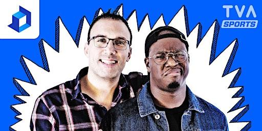 Kevin Raphael & Pat Laprade: Les Anti-Pods de la Lutte LIVE