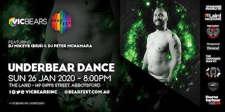 BearFEST 2020 - Underbear Dance tickets