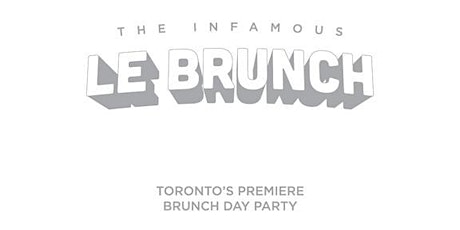 **LE BRUNCH** Holiday Edition tickets