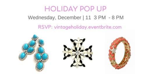 HOLIDAY POP UP at Repeat Performance