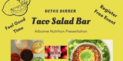 Detox Dinner!