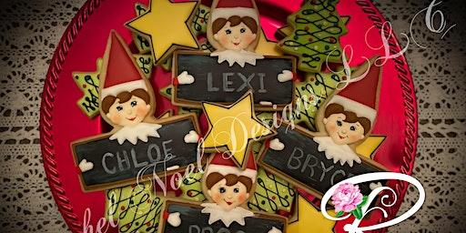 Copy of Elf on the Shelf Cookie Class