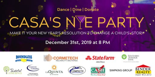 CASA's New Year's Eve Party