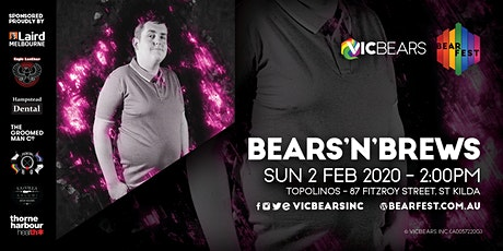 BearFEST 2020 - Bears'n'Brews tickets