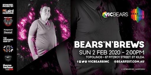 BearFEST 2020 - Bears'n'Brews