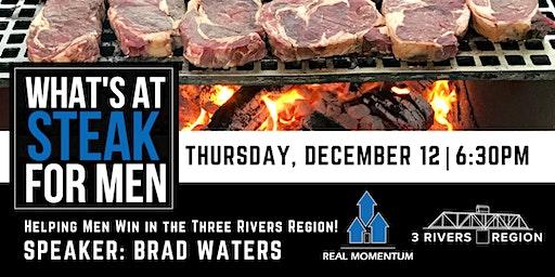 What's At Steak Night - Three Rivers