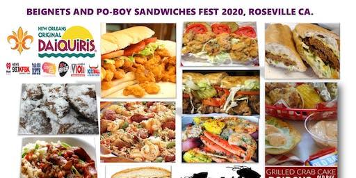 BEIGNETS and PO-BOY SANDWICHES FESTIVAL 2020