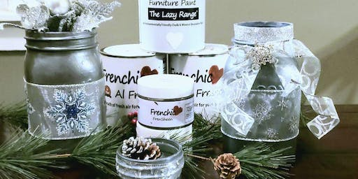 """Frenchic Workshop """"Frensheen Your Holiday"""""""