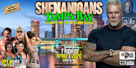 Kevin Nash's Shenanigans VIP Party - TAMPA BAY tickets