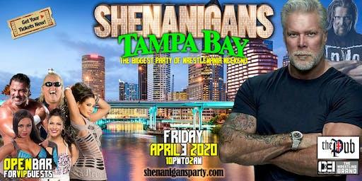 Kevin Nash's Shenanigans VIP Party - TAMPA BAY