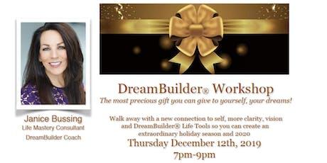DreamBuilder Workshop San Clemente  tickets