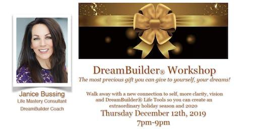 DreamBuilder Workshop San Clemente
