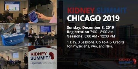Kidney Summit Chicago 2019 tickets