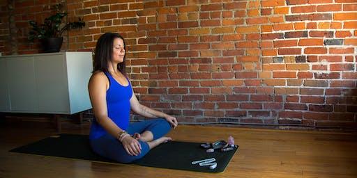 Sacred Pause {Yin, Meditation & Aromatherapy}