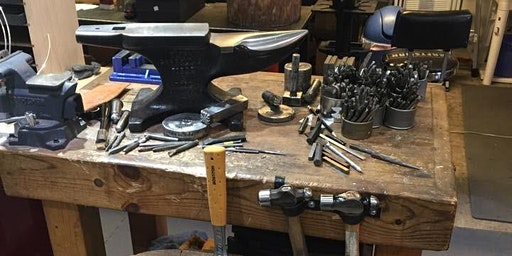 Jewelry Making / Silversmithing with Rene