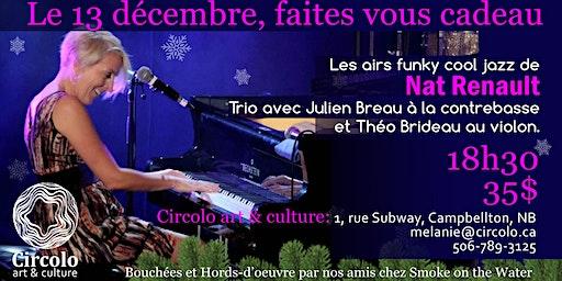 Nathalie Renault en Trio
