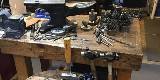Jewelry Making / Silversmithing with Rene