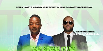 This Super Saturday Training in the Forex and Crypto Currency Financial Markets with Master Forex and Cryptocurrency Trader Mr. Oran Wright