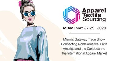Apparel Textile Sourcing Miami | Trade Show | 2020
