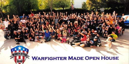 Warfighter Made's 5th Annual Open House/Car Show