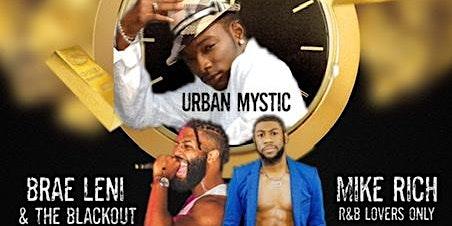 Urban Mystic & Friends in Shreveport