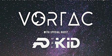 "Vortac ""Redemption""  EP Release Party tickets"