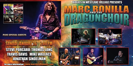 Mark Bonilla and The Dragonchoir