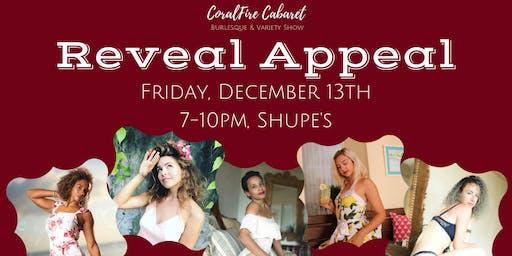 CoralFire Cabaret: Burlesque & Variety Show