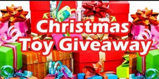 Christmas Toy Giveaway 2019