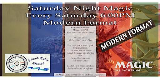 Saturday Night Magic Modern