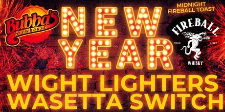 NYE Wight Lighters / Wasetta Switch tickets