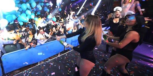 New Years Eve Atlantic City Harrahs Pool Party 2020