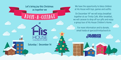 Adopt-A-Cottage at His House Children's Home tickets