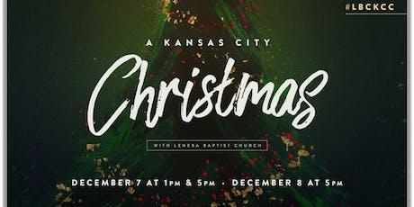 A Kansas City Christmas tickets