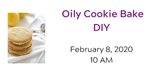 Oily Cookie Bake DIY
