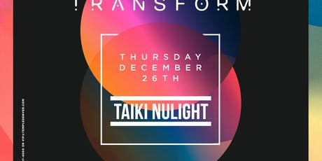 Taiki Nulight at Temple Discounted Guestlist - 12/26/2019 tickets