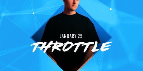 Throttle at Temple Discounted Guestlist - 1/25/2020 tickets