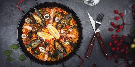 The Ultimate Seafood Dinner, with Paul Harding